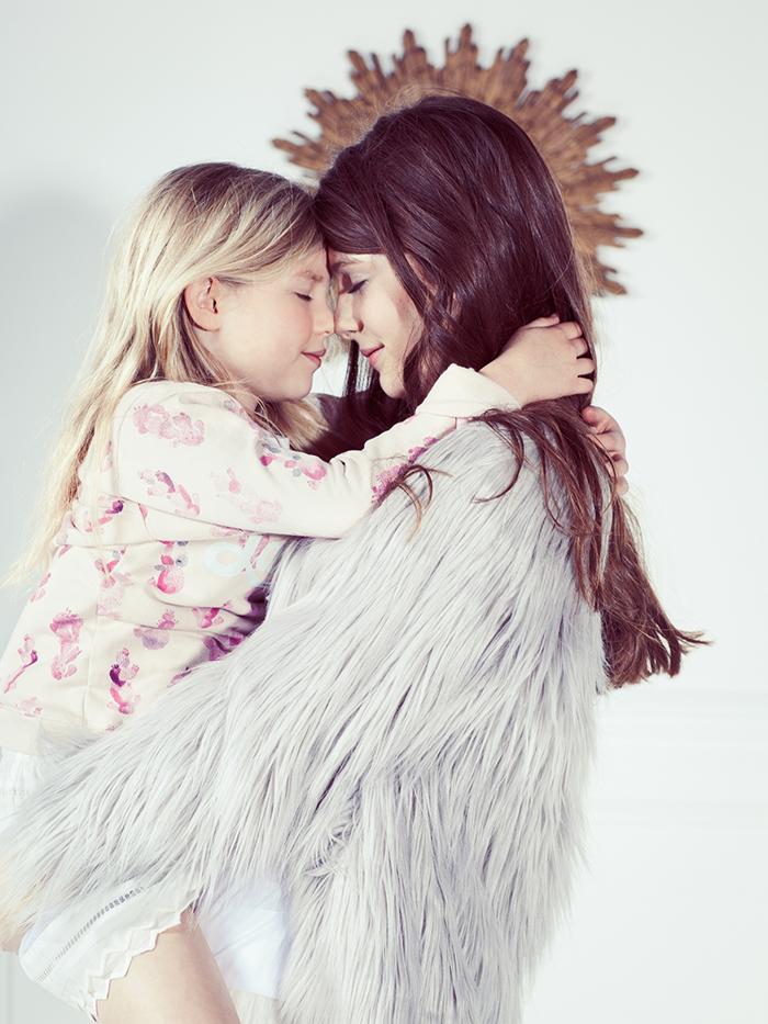 Moda madre e hija by Piotr Motyka para Milk Magazine