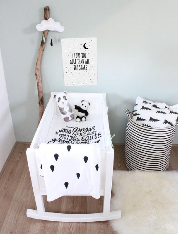 Decoraci n de habitaciones de beb detalles que enamoran for Detalles de decoracion