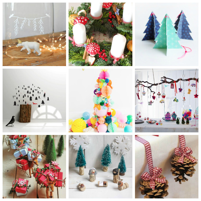 Adornos de navidad decopeques for Ideas originales decoracion casa