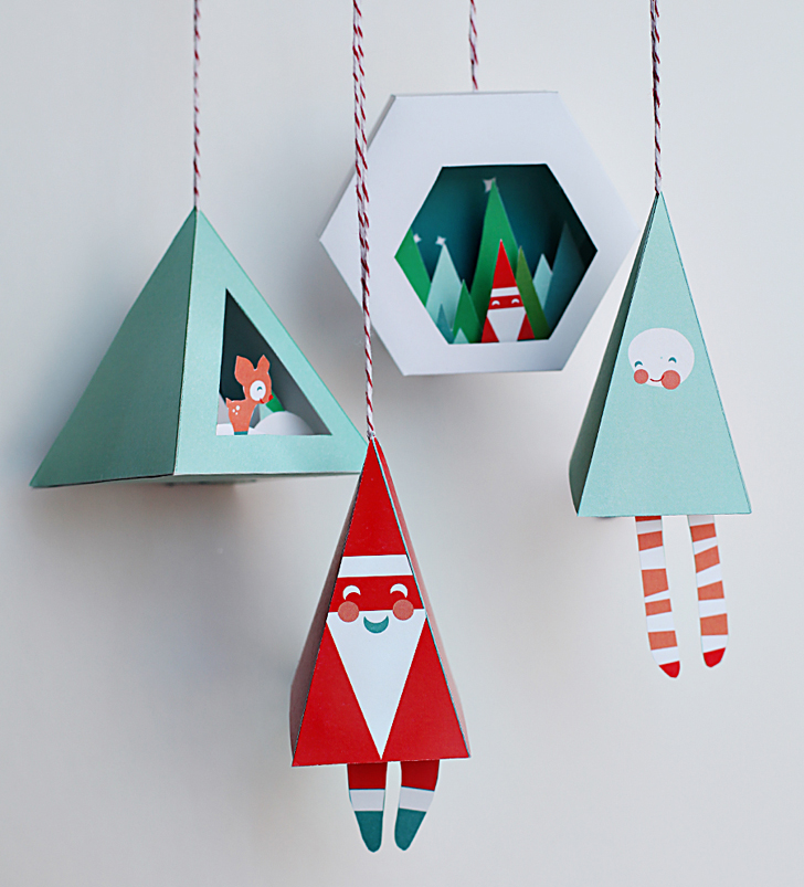 decoraciones-navideñas-diy