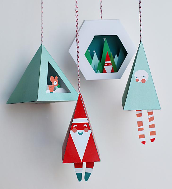 Manualidades infantiles de navidad - Decoracion navidad infantil manualidades ...