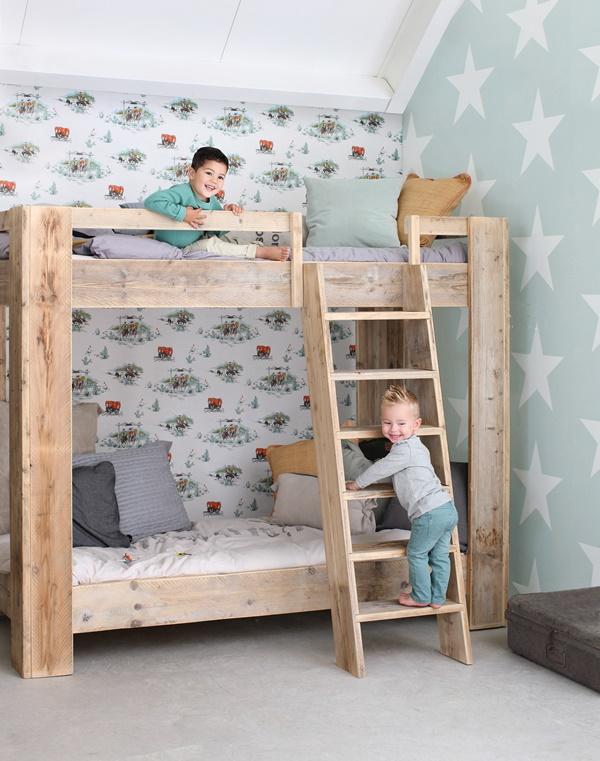 Papeles pintados para habitaciones infantiles - Papel pintado para dormitorio juvenil ...