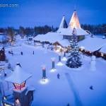 Santa Claus Village, el pueblo de Papá Noel