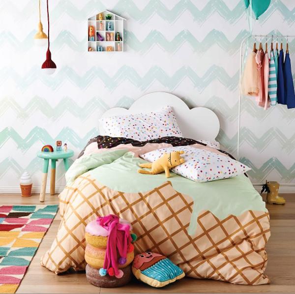 Sack Me, color y alegría en el dormitorio infantil