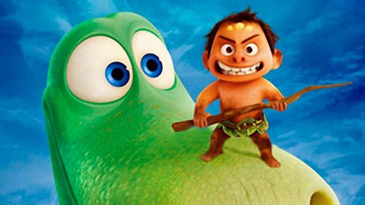 Novedades de pixar en cine infantil