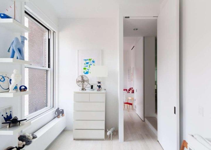 habitacion-minimalista-azul