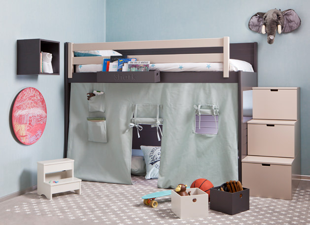 Muebles infantiles y juveniles originales camas para - Casitas de tela para ninos imaginarium ...