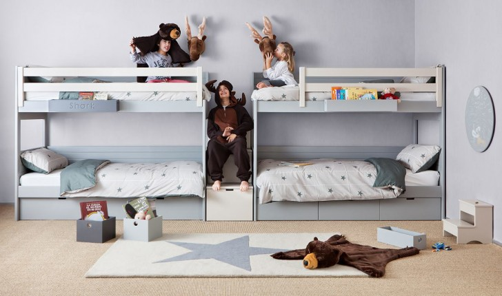 Muebles infantiles y juveniles originales camas para for Muebles de habitacion infantil