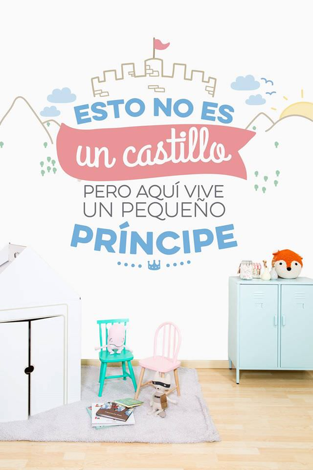 Papeles pintados infantiles y murales de mr wonderful for Que es un comedor infantil