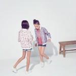 More than basics, la colección Primavera-Verano 2015 de Mango Kids