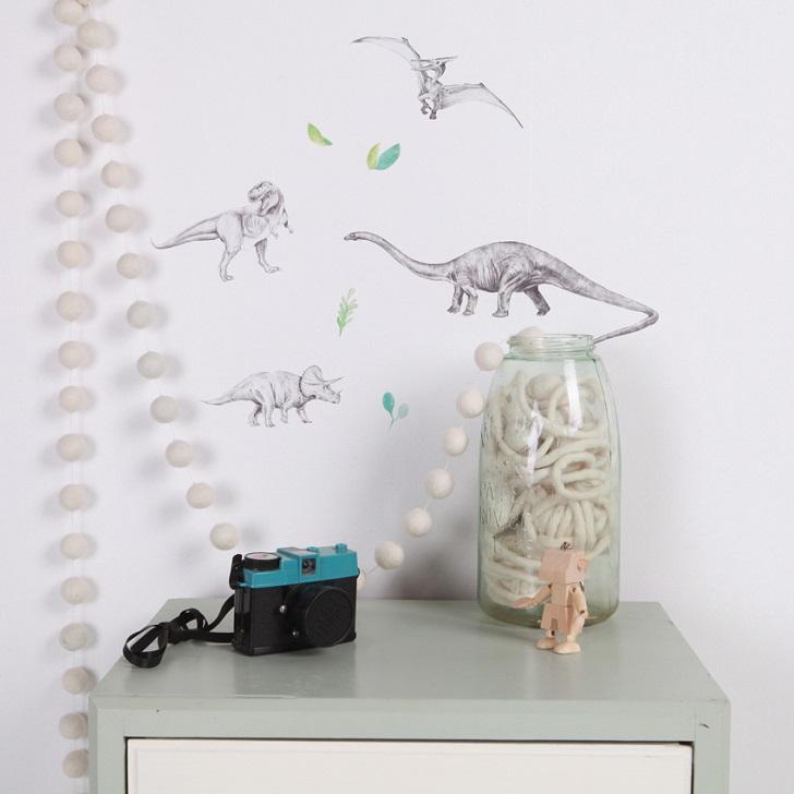 vinilos-infantiles-love-mae-dinosaurios