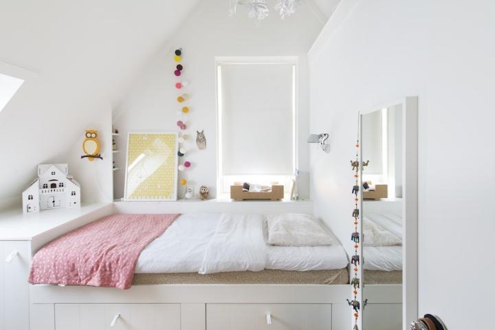 2 cuartos infantiles con encanto n rdico decopeques - Dormitorios infantiles con encanto ...