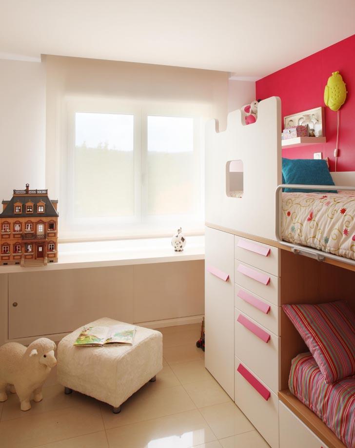 Estores y cortinas infantiles en kaaten - Cortinas para dormitorio juvenil ...