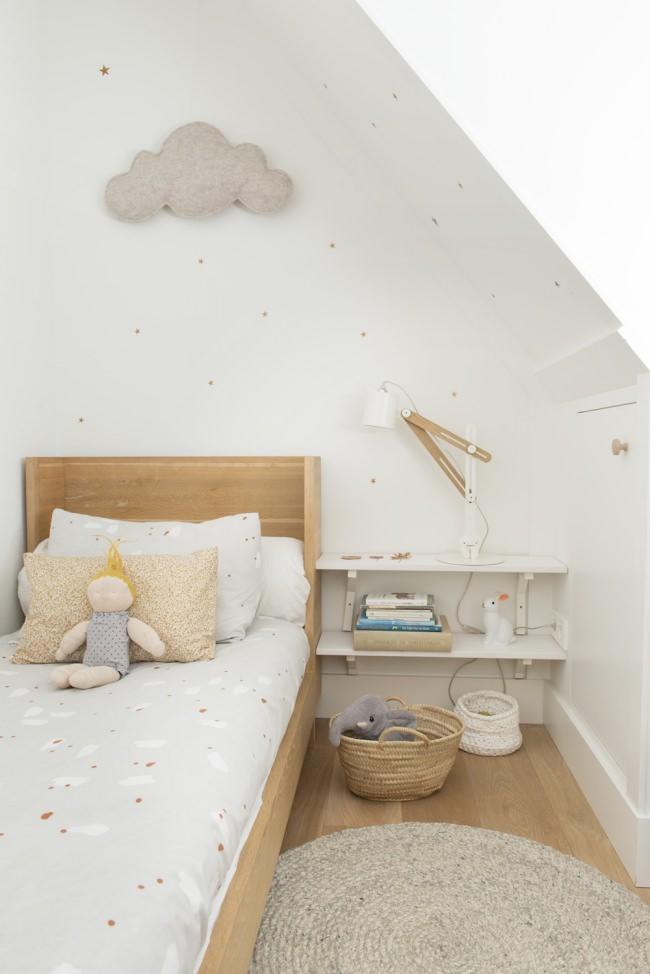 2 cuartos infantiles con encanto n rdico decopeques - Habitaciones juveniles con encanto ...