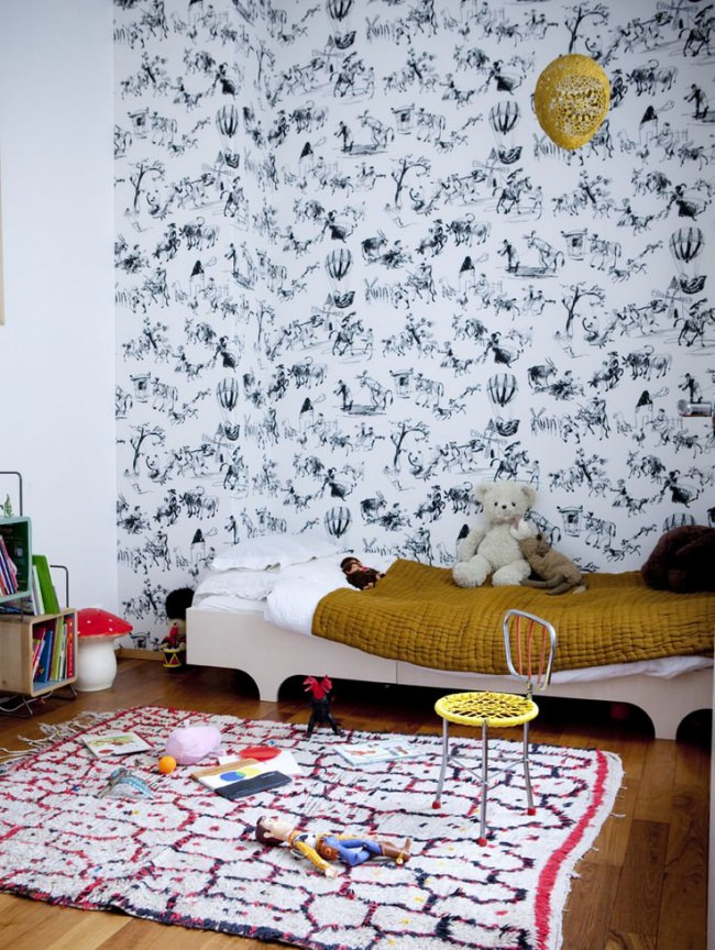 tendencias deco 6 decoraciones infantiles de paredes xl decopeques. Black Bedroom Furniture Sets. Home Design Ideas