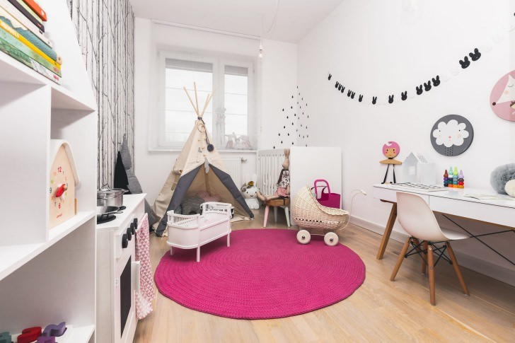 Ideas para decorar una habitaci n infantil con look n rdico for Decoracion infantil estilo nordico