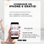 Gana un iPhone 6 con la nueva App de Mamuky