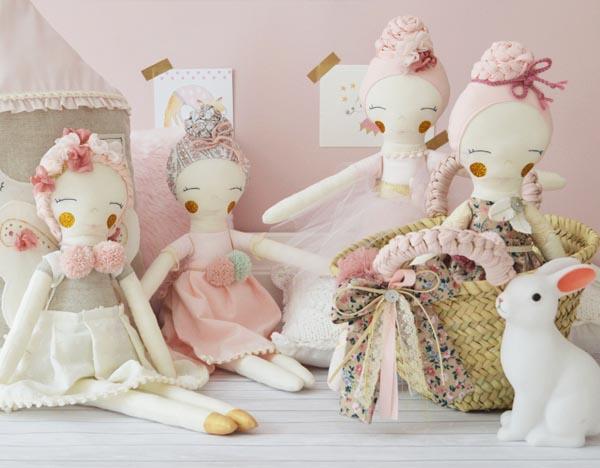 Las delicadas muñecas de Minimiloves