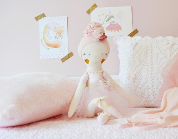 muñecas-minimeloves-bailarina