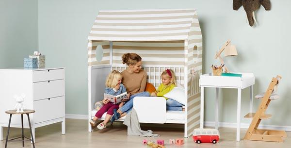 Nuevos muebles infantiles Stokke Home para el bebé