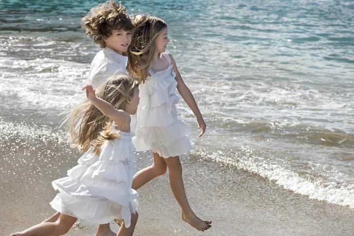 Primavera- Verano 2015 Sainte Claire: Moda para Niños