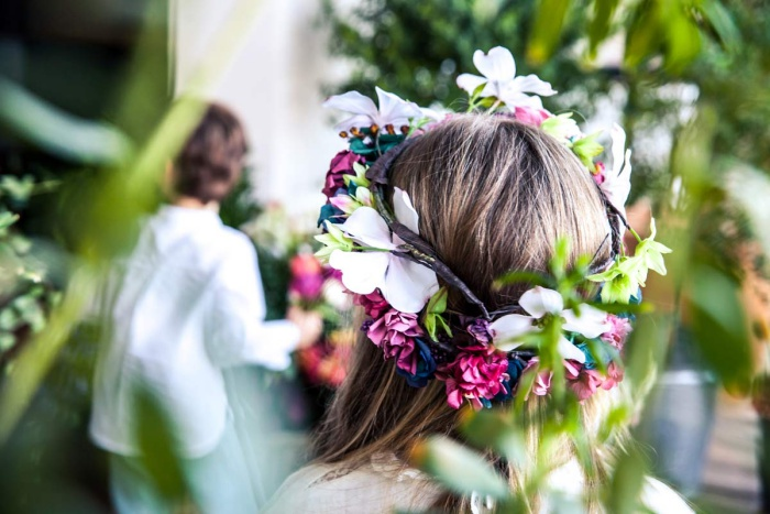 corona-flores