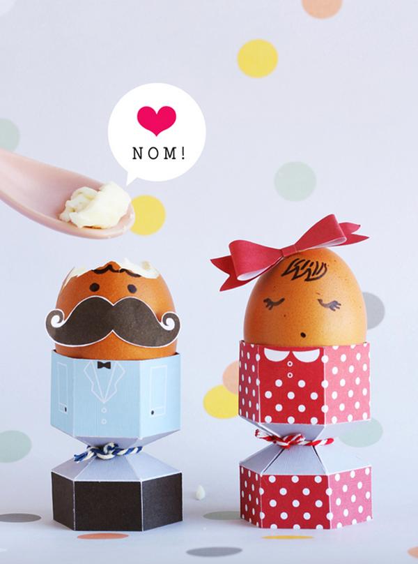 decorar-y-pintar-huevos-de-pascua