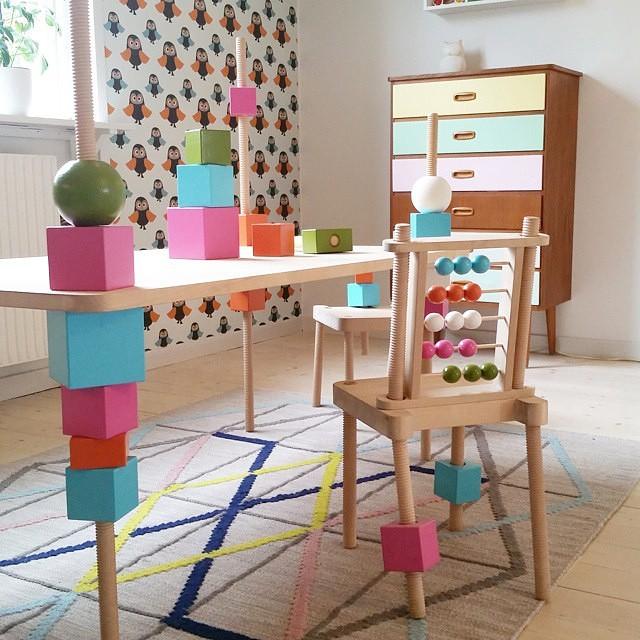 7 ideas para decorar los dormitorios infantiles con mucho - Habitacion con literas para ninos ...