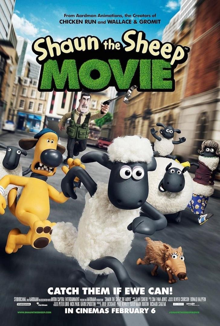 La Oveja Shaun, la película
