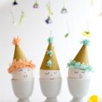 8 divertidas manualidades con huevos de Pascua