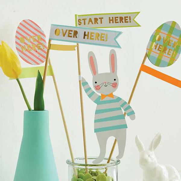 Cómo organizar una fiesta de Pascua, ideas divertidas