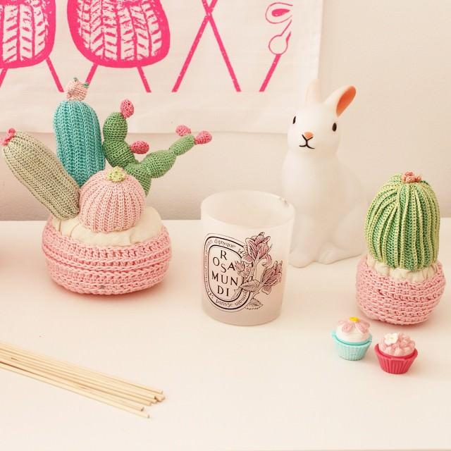 Bonito Dormitorio de niña en tonos rosas
