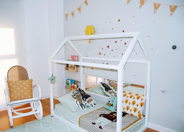 Dise ando habitaciones infantiles con toctoc infantil - Decoracion cuarto infantil nina ...