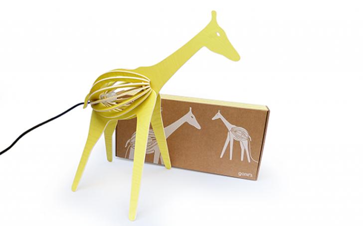 lampara-infantil-jirafa-zoo