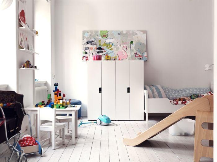 armario-ikea-niños-habitacion-juegos