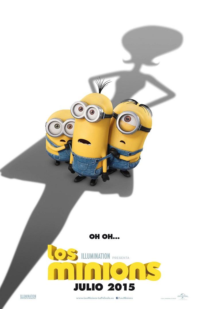 Cine infantil: Los Minions