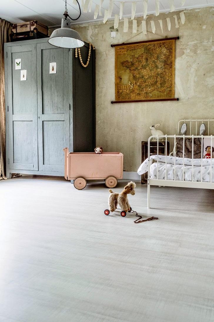 habitacion-infantil-estilo-vintage