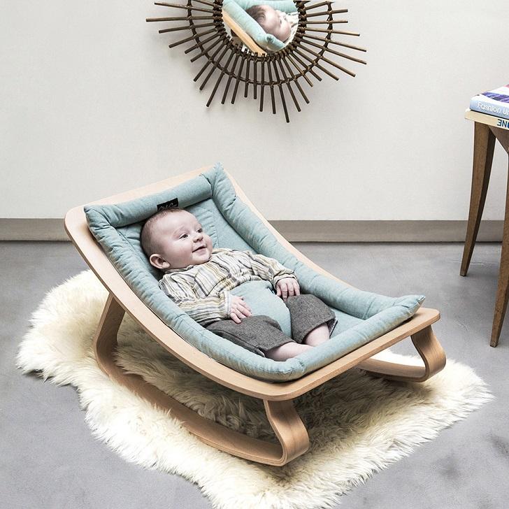 Muebles para bebés con mucho diseño