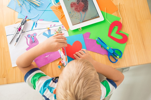 Juegos para despertar su creatividad