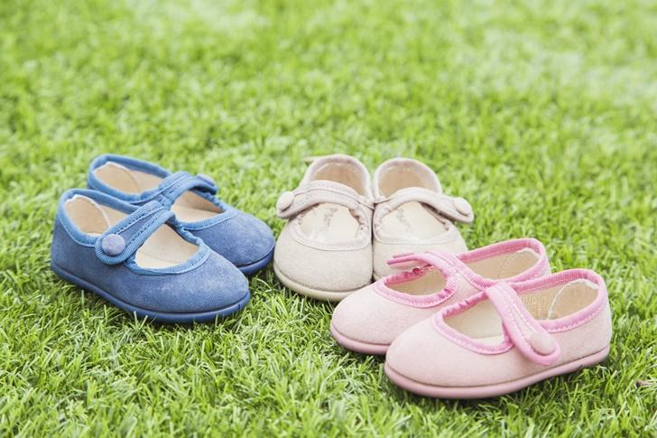 Zapatos para bebes de pisamonas