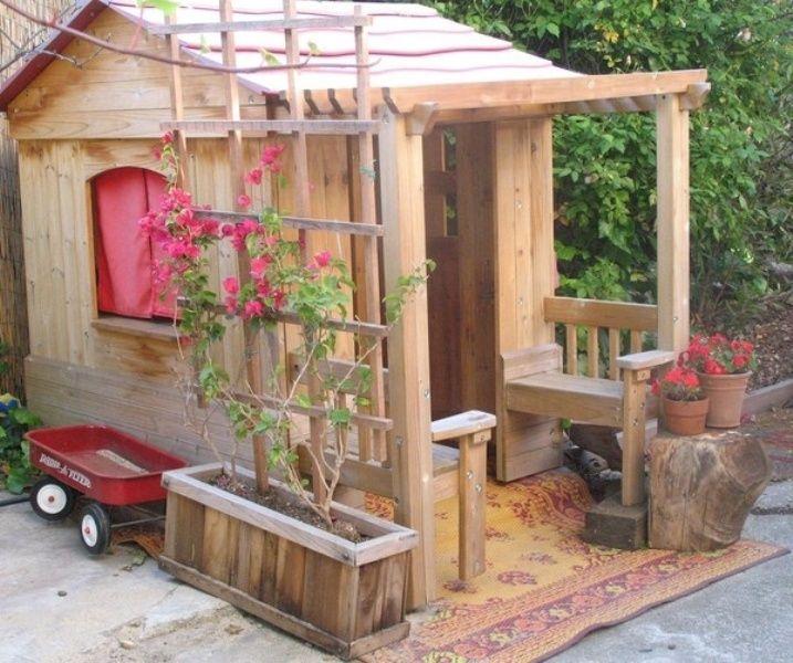 Cabaas Infantiles Cabaas Casas En Madera Fina Hagoen Todo El - Cabaas-de-madera-para-nios