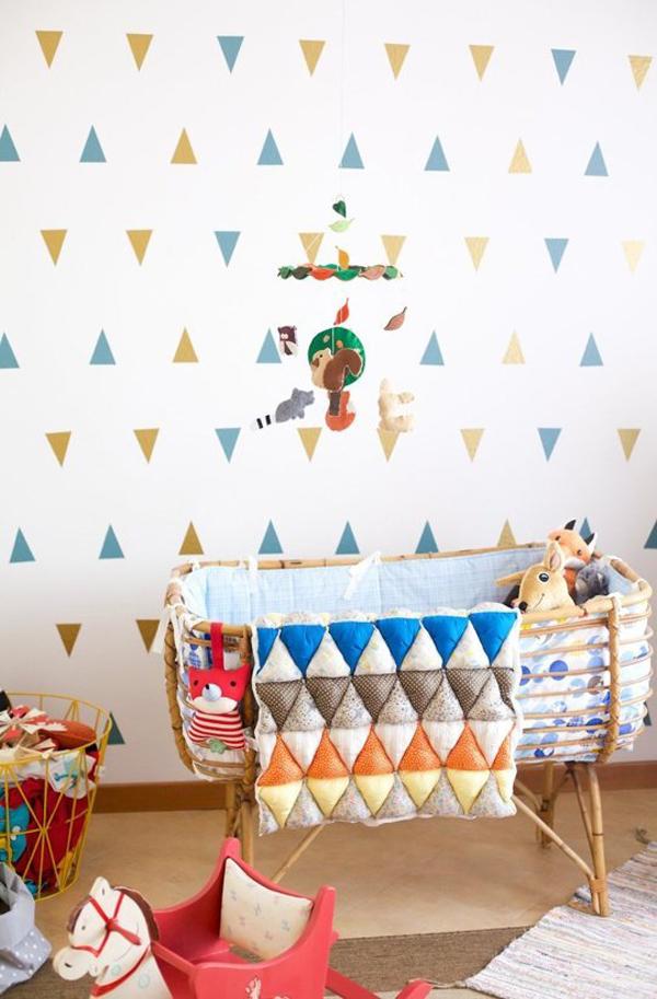 6 increíbles habitaciones de bebé para inspirarte
