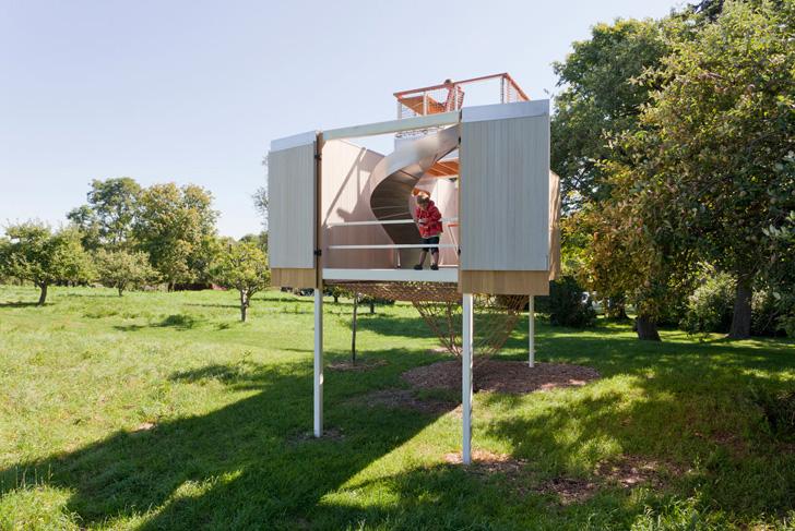casita de juegos exterior de diseo moderno