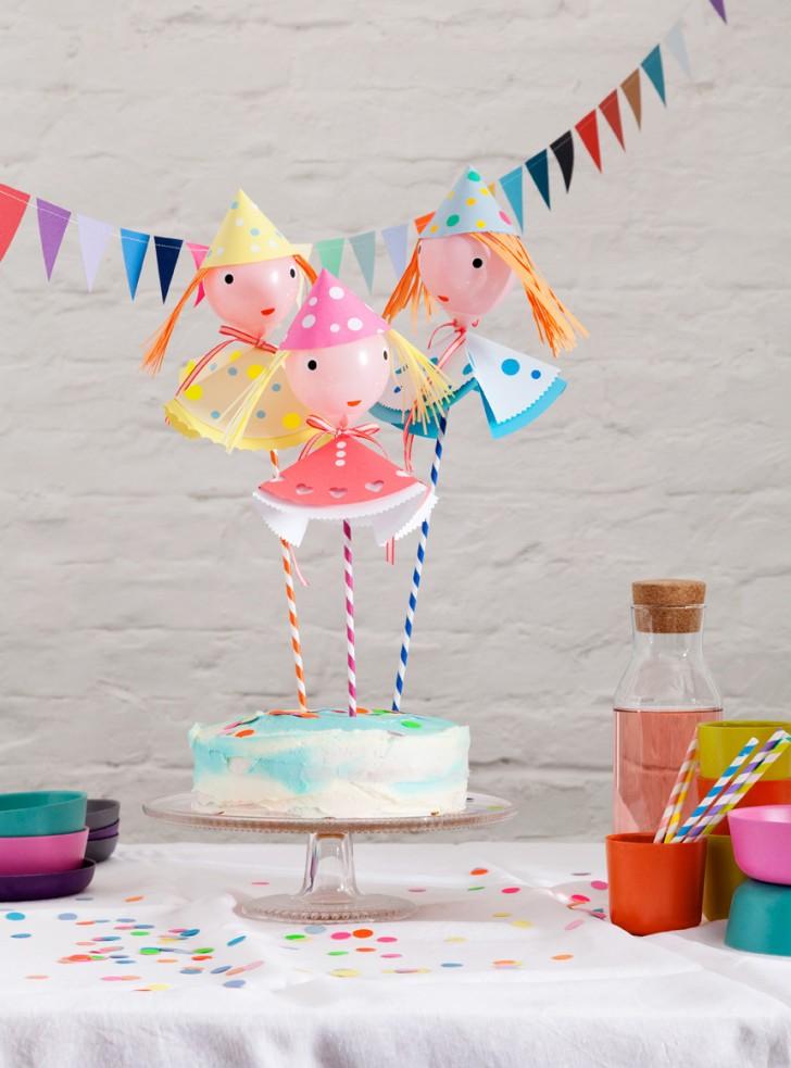 5 incre bles ideas con globos para fiestas de cumplea os for Regalos para fiestas de cumpleanos infantiles