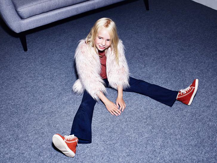 Zara Kids colección de otoño en ropa de niños 5452e08a774