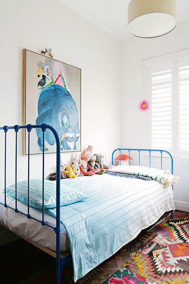 cama-azul-niños