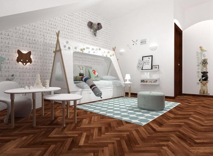 diseñar habitaciones
