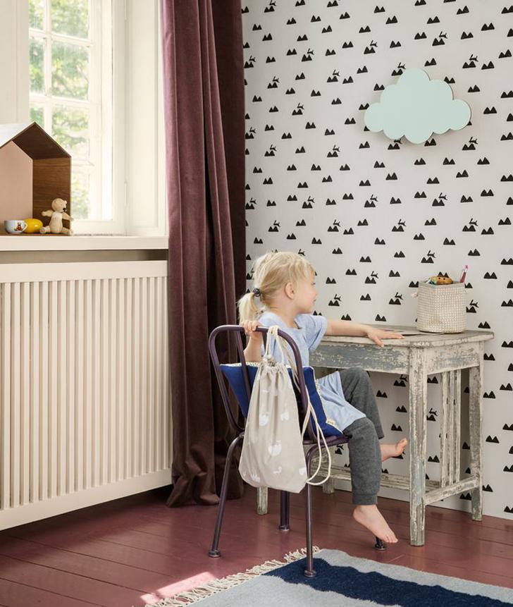 ferm-living-coleccion-niños-otoño-papel-pintado