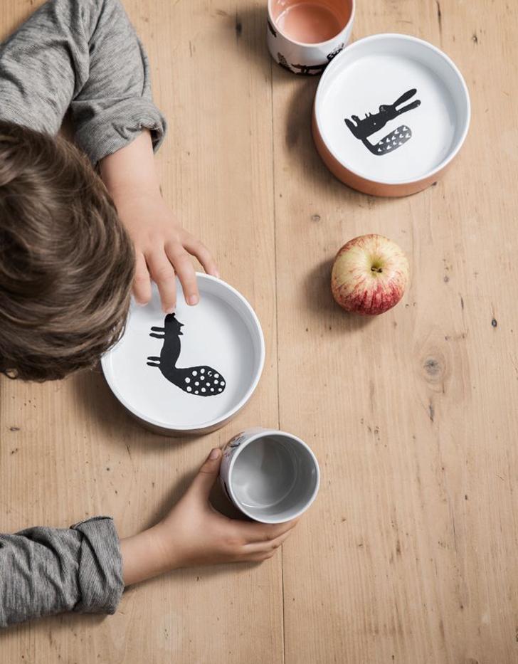 ferm-living-coleccion-otoño-vajilla-infantil