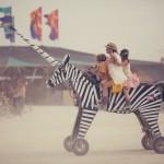Burning Man, un festival también para niños